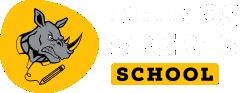 Rhinos School Logo
